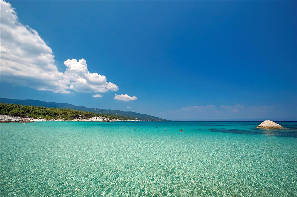 Kavourotrypes beach, Chalcidice