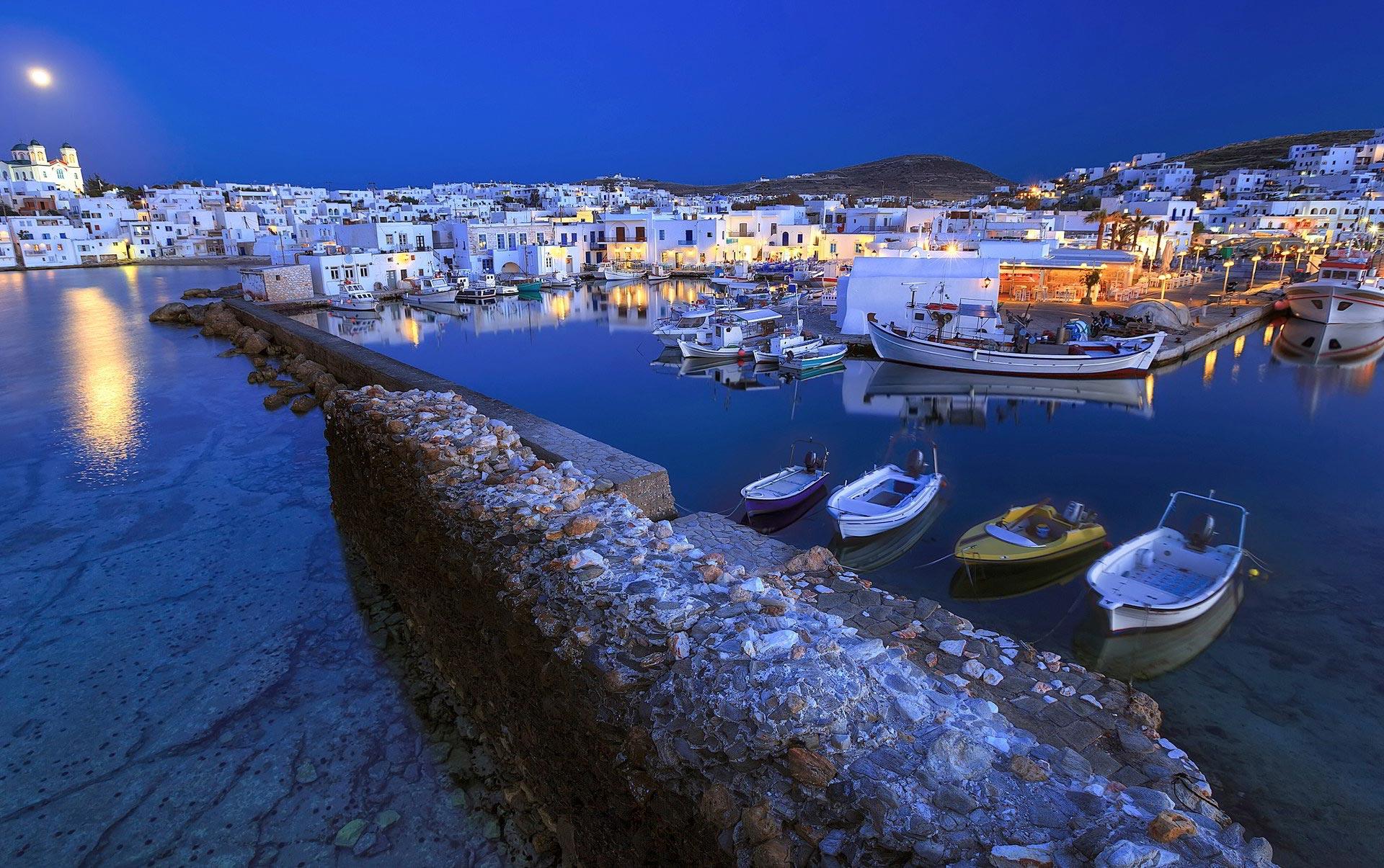 Greek Small Island Holidays