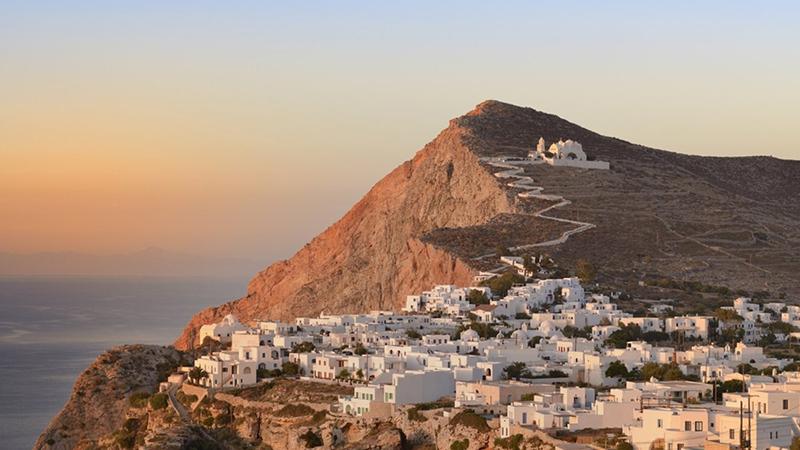 Cyclades Island Hopping - Folegandros