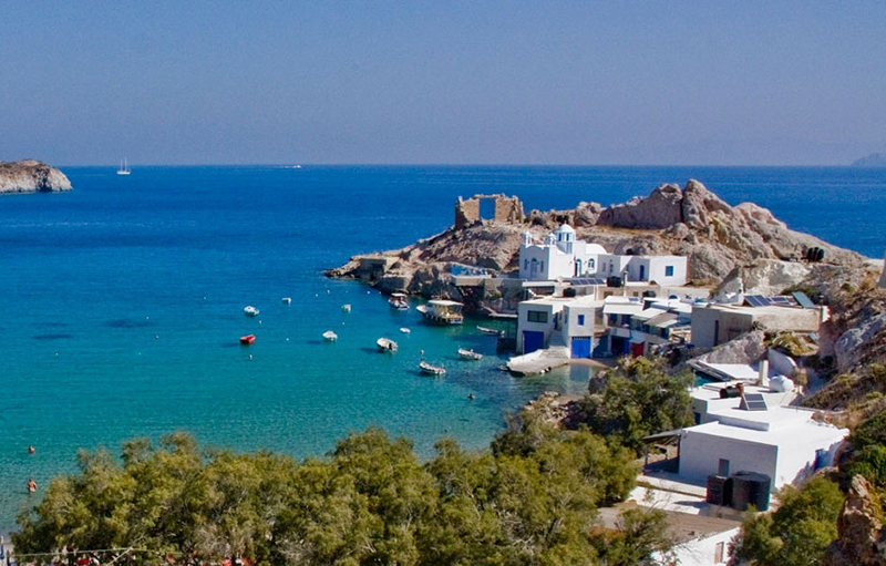 Cyclades Island Hopping - Milos