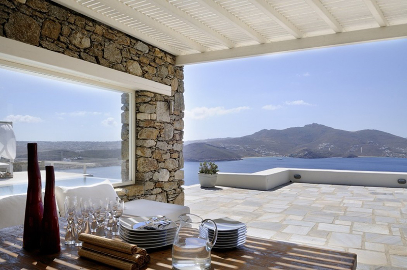 Holiday villa in Mykonos