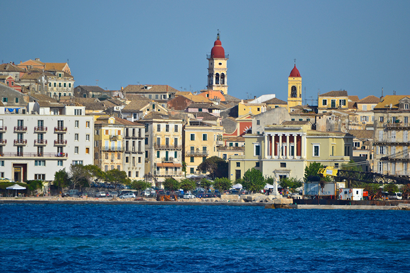Ionian Island Hopping - Corfu