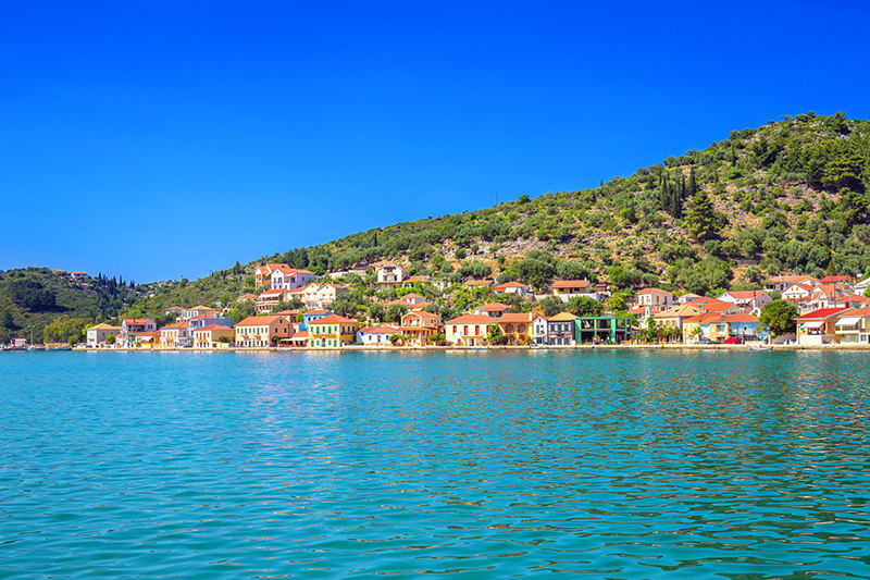 Ionian island hopping - Ithaca