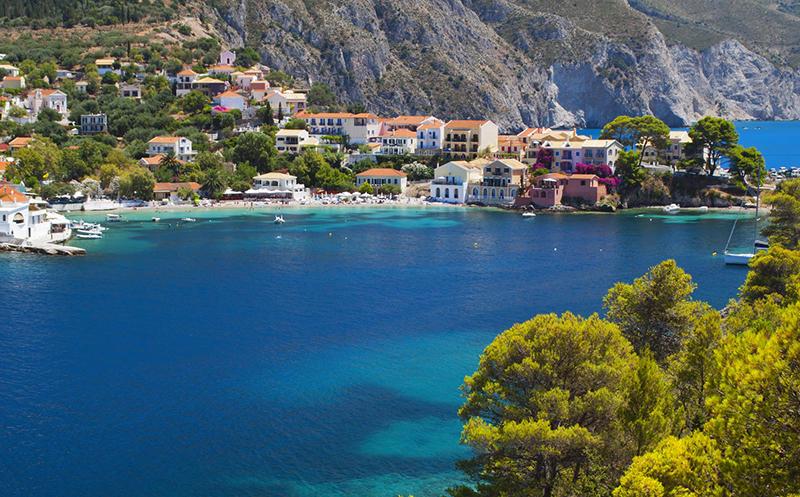 Ionian Island Hopping - Kefalonia
