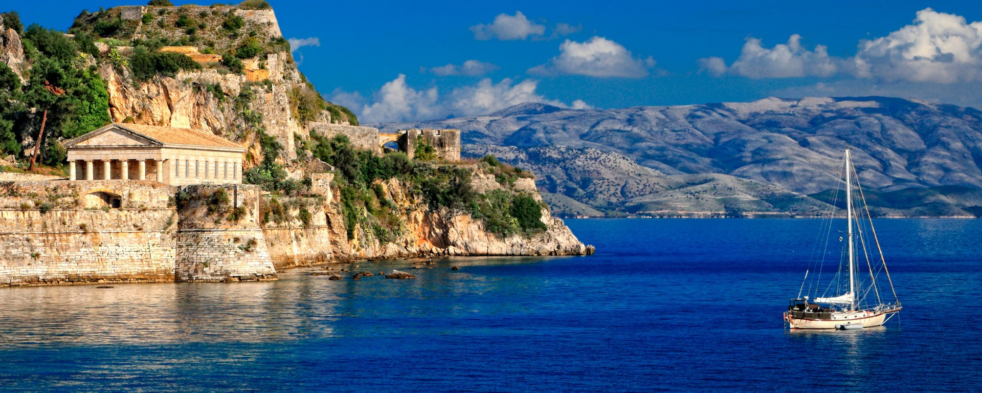 Top 5 Destinations For Ionian Island Hopping