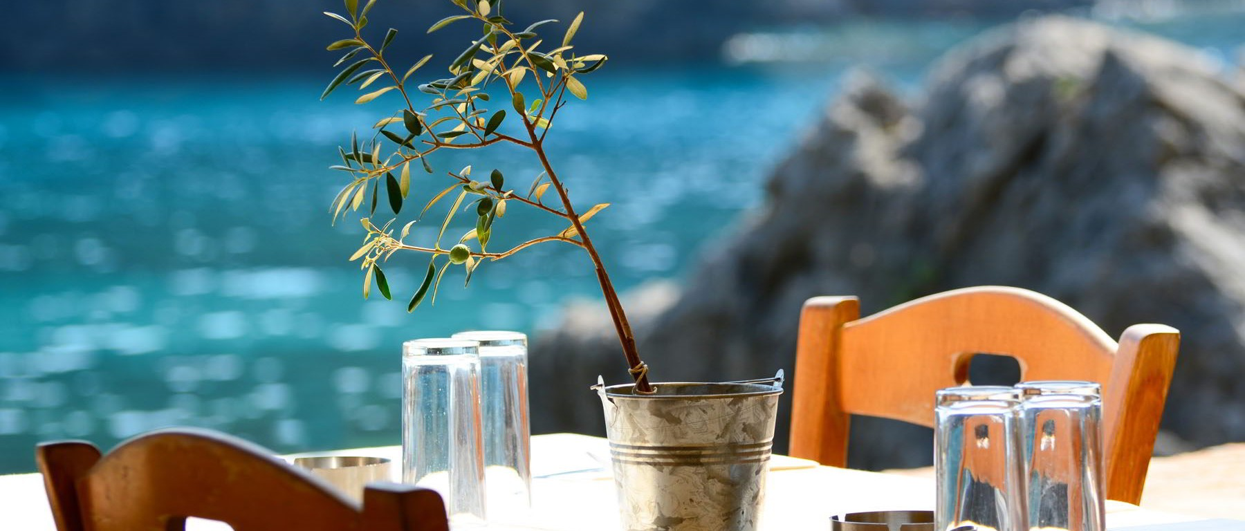 Traditional dishes in the Ionian islands