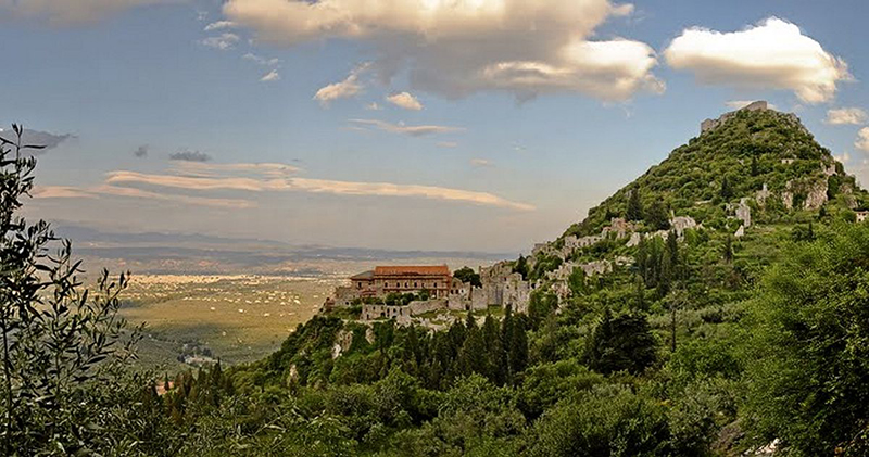 Mystras - 10 Places To See On Your Holidays In Greece