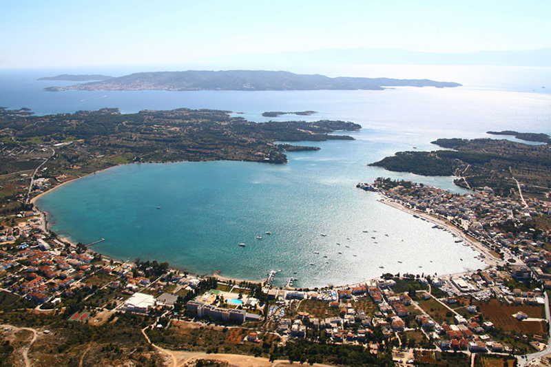 Porto Heli close to Athens