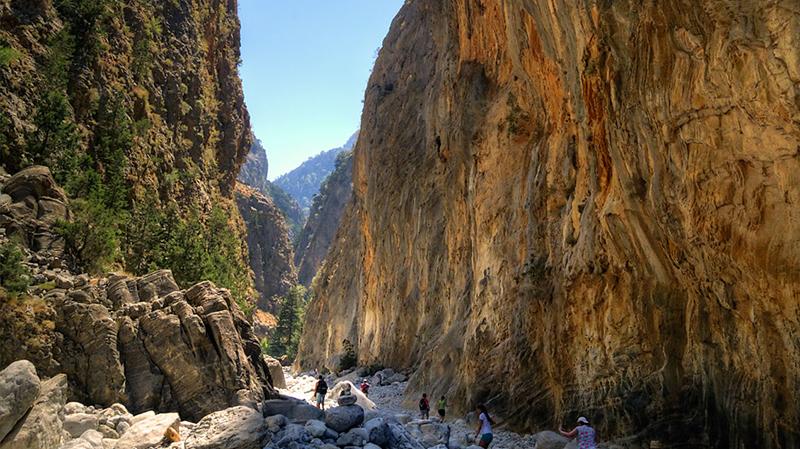 Samaria Gorge - Crete