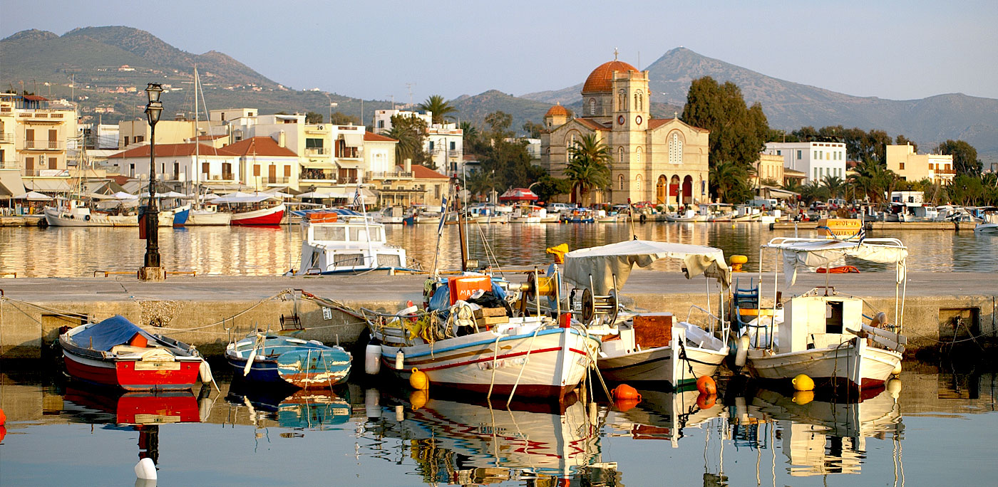 Aegina, Trips from Athens