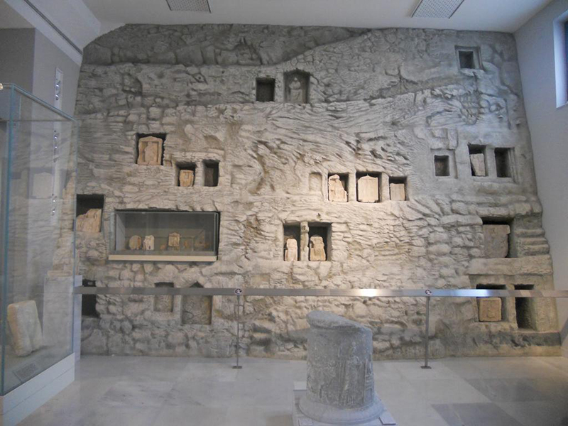 The Archaeological Museum, Samos