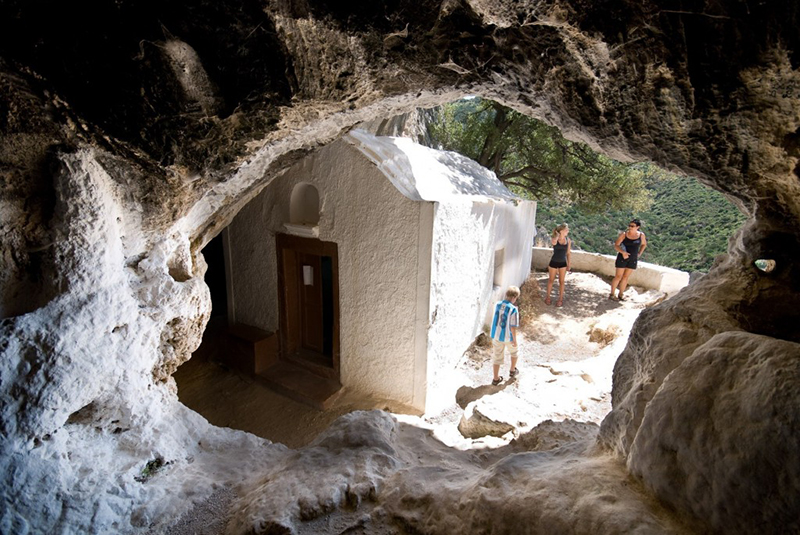 The Cave of Pythagoras