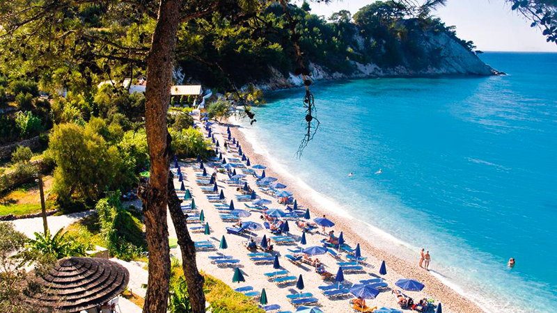 Lemonakia beach