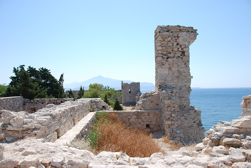 The Catle of Lykourgos Logothetis, Samos