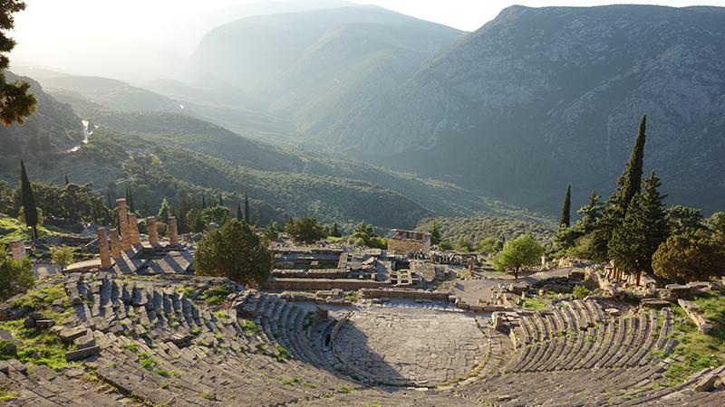 The Theatre of Delphi