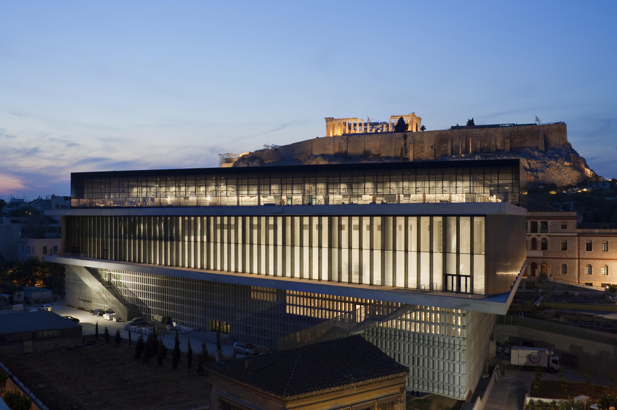Tour In Acropolis Museum, Greece - Villa Like Home Blog