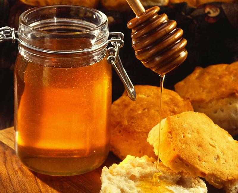 Greek honey - Mediterranean cuisine