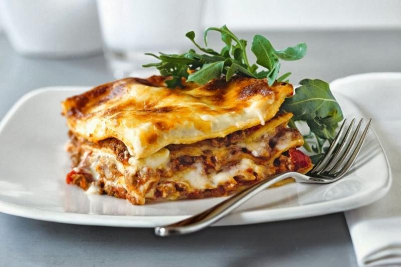 Mousaka - Mediterranean diet