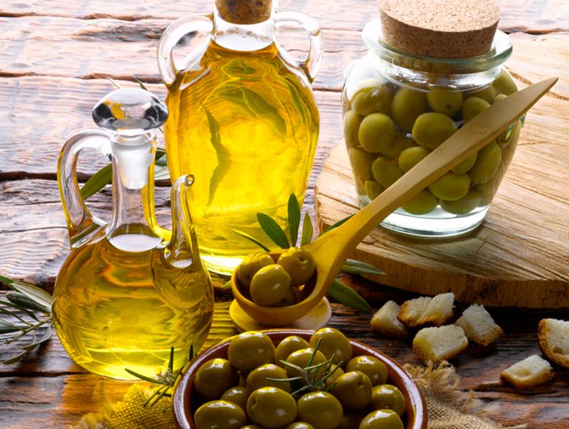Olive oil - Mediterranean cuisine