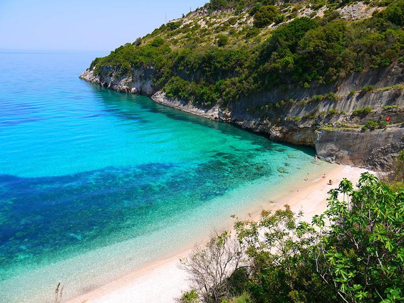 Makrys Gialos beach - Zakynthos island