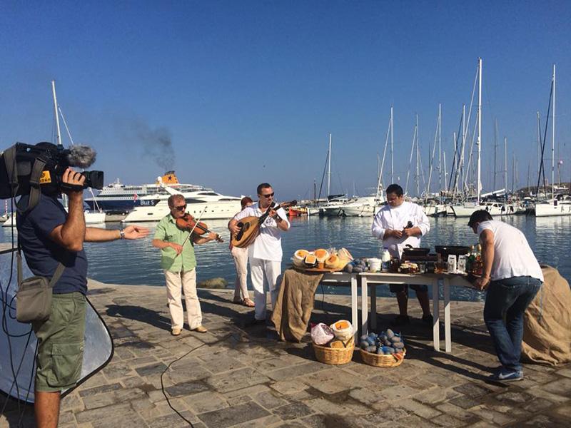 Potato Festival 2016 - Naxos