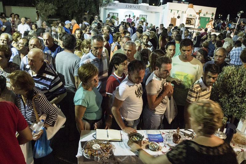 Cycladic Gastronomy Festival - Sifnos