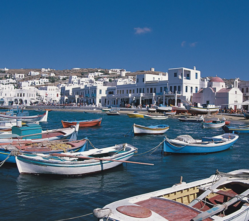 Experience Tinos Holidays In Greece