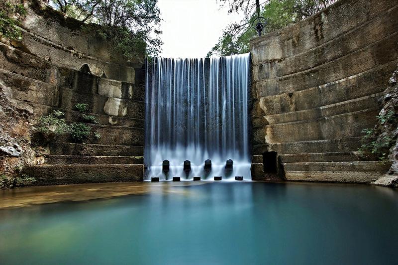 Seven springs - Rhodes holidays