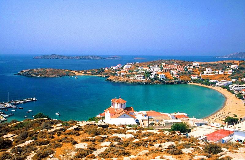 Batsi - Andros holidays