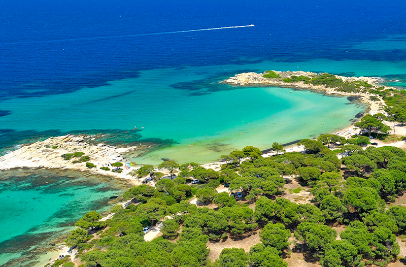 Chalkidiki - Top seaside Greece destinations