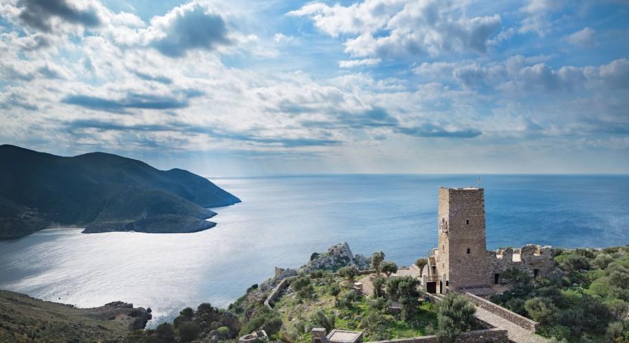 Top 3 seaside Greece destinations: Pelion, Mani, Chalkidiki