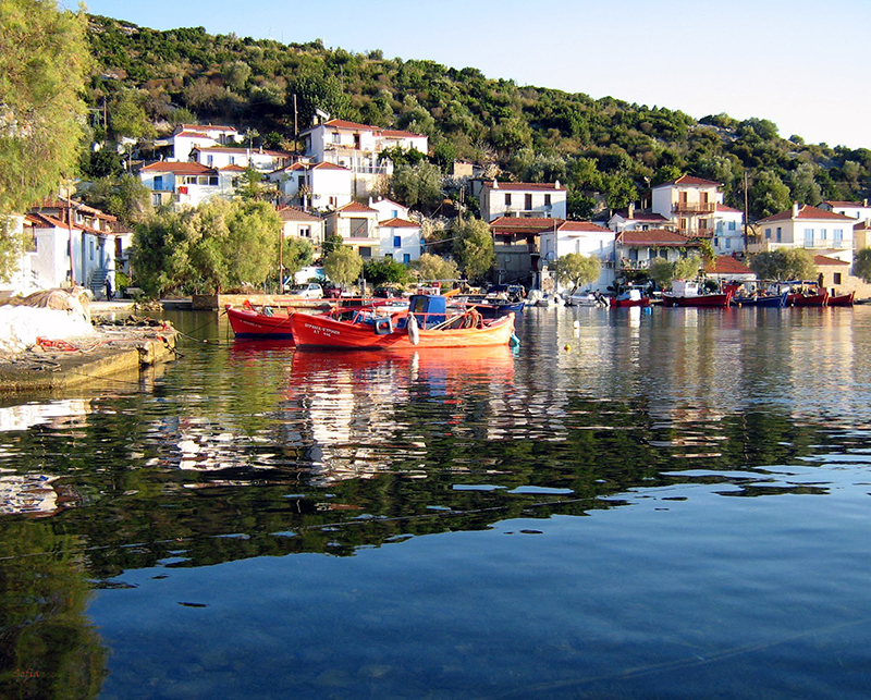 Pelion - Top seaside Greece destinations