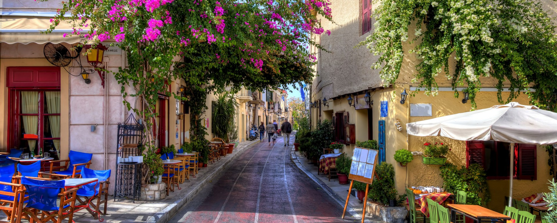 Athens Walking Tour: Explore The Beautiful Plaka And Monastiraki