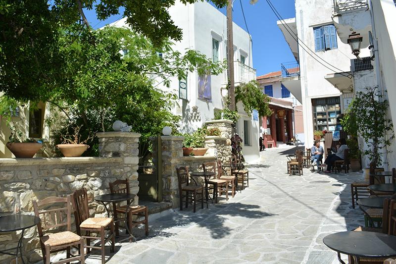 Chalki village - Naxos holidays