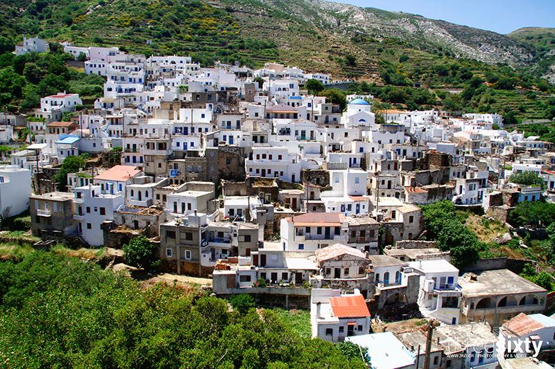 Koronos village - Naxos holidays