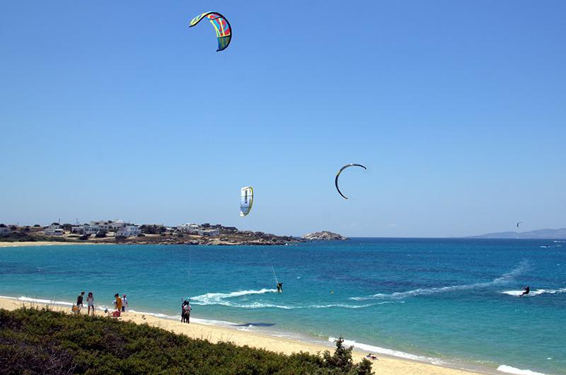 Mikri-Vigla beach, Naxos