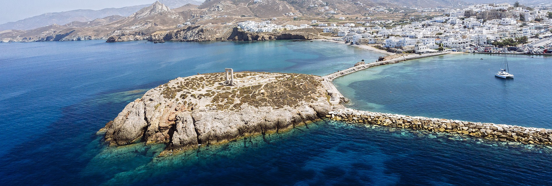 Top 5 of Naxos holidays, Cyclades, Greece